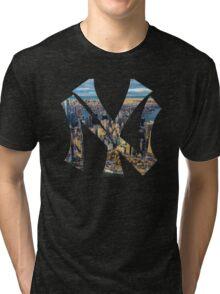New York Black edition Tri-blend T-Shirt