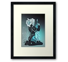 All Roses have Thorns Framed Print