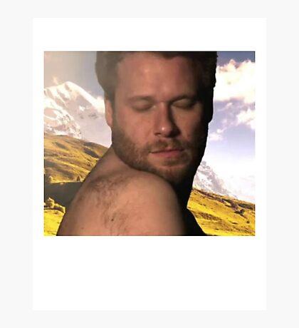 Seth Rogen Hella Ugly shirt  Photographic Print