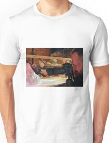 Crystal Through The Lens Unisex T-Shirt