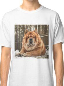 Chow portrait Classic T-Shirt