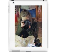 Aiming For The Crystal iPad Case/Skin