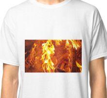 Dance Fire Woman Classic T-Shirt