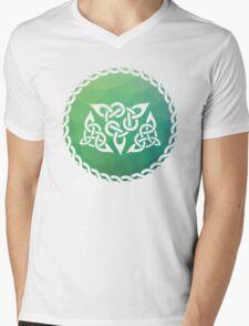 Celtish Mens V-Neck T-Shirt