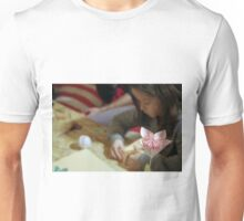 Paper Work Unisex T-Shirt