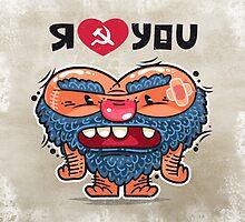 Russian Love by Voysla