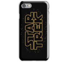 Trek Wars Stars iPhone Case/Skin