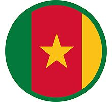 Marked by Cameroon Photographic Print