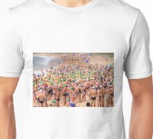 Ocean Beach Swim Race Sydney Unisex T-Shirt