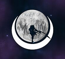Diana Chosen of the Moon League of Legends by LexyLady