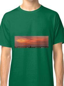 Flaming Sky Classic T-Shirt