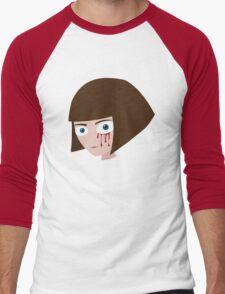 Fran Bow - Blood Men's Baseball ¾ T-Shirt