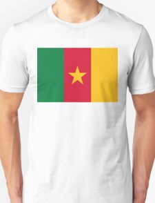 National Flag of Cameroon T-Shirt