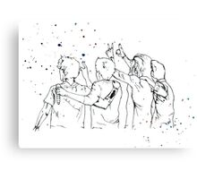One Direction Canvas Print
