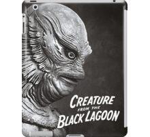 Creature of the Black Lagoon iPad Case/Skin