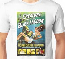 Creature of the Black Lagoon poster Unisex T-Shirt