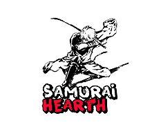 Gintama : Gintoki Samurai Hearth Photographic Print