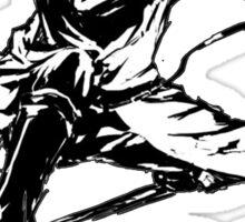 Gintama : Gintoki Samurai Hearth Sticker