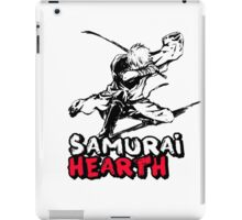 Gintama : Gintoki Samurai Hearth iPad Case/Skin