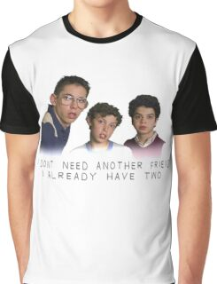 Freaks and Geeks Graphic T-Shirt