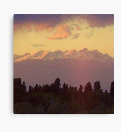 Landscape, Nature Canvas Print
