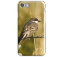 Eastern Kingbird iPhone Case/Skin