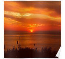 Sunset, Nature Poster