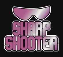 BRET HART - SHARPSHOOTER One Piece - Long Sleeve