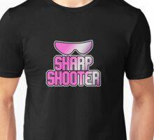 BRET HART - SHARPSHOOTER Unisex T-Shirt