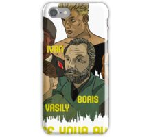 Choose your Russian  iPhone Case/Skin