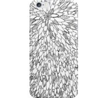 Fish Surfboard Feathers Abstract Adult Colouring Pattern iPhone Case/Skin