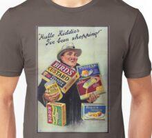 Vintage poster - Bird's Custard Unisex T-Shirt
