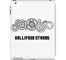 Doctor Who - Gallifrey Stands iPad Case/Skin