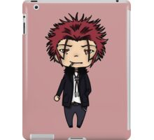 Mikoto Suoh - K project  iPad Case/Skin