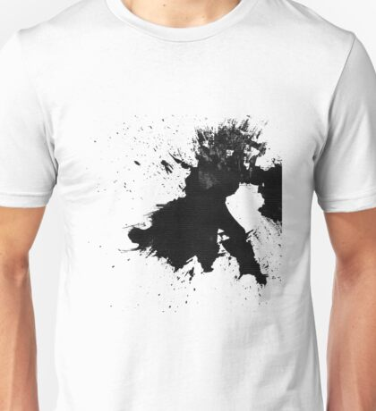 Byn abstract serie n°30 Unisex T-Shirt