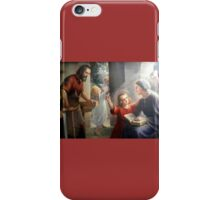 The Holy Family iPhone Case/Skin