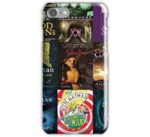 Gaiman's Bibliography iPhone Case/Skin