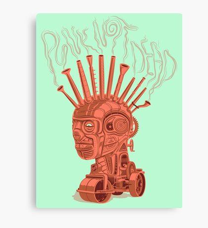 steampunk Canvas Print