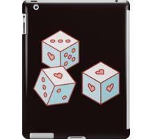 dices of love iPad Case/Skin