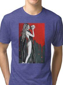 Satana Tri-blend T-Shirt