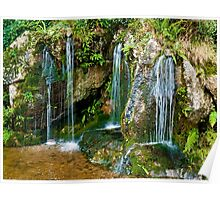 Blarney Waterfall Poster