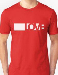Love long - version 2 - white T-Shirt
