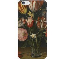Jacob van Hulsdonck — tulips.  iPhone Case/Skin