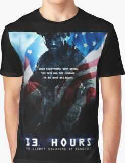 13 Hours Graphic T-Shirt