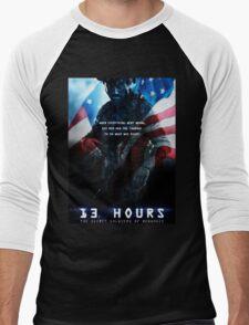 13 Hours Men's Baseball ¾ T-Shirt