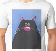 The Blue Cat Unisex T-Shirt