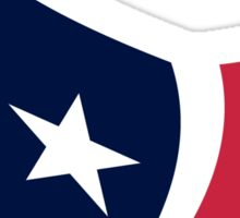 Houston Texans Football Club Sticker