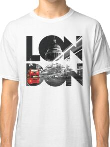 London Black Edition Classic T-Shirt