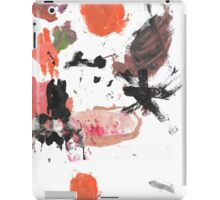THROW ME SOMETHING iPad Case/Skin