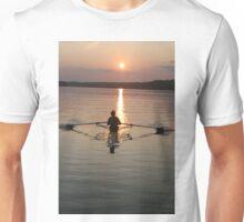 single sculler Unisex T-Shirt